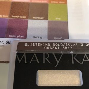 NEW Marykay mineral eye color, Glistening